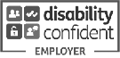 DisabilityConfident small web footer