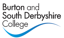 Burton and South Derbyshire College logo